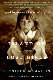 ISLAND OF LOST GIRLS: A Novel